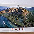 999 Indonésie - Bali - Lagon - vierge XL