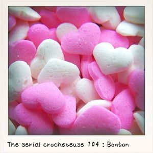 the serial crocheteuses 104