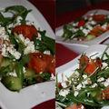Salade chypriote