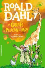 La girafe, le pélican et moi couv