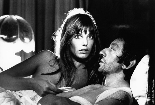 fr d ric quinonero jane birkin a t pour gainsbourg plus que sa muse son double f minin. Black Bedroom Furniture Sets. Home Design Ideas