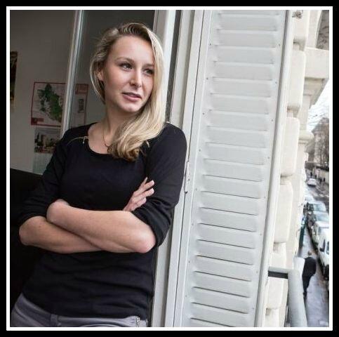 Marion Marechal-Le Pen Appart