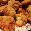 Poulet frit (comme chez le colonel, ou presque)