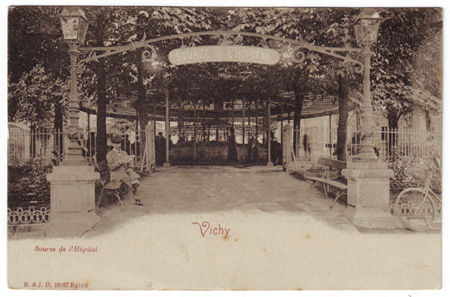 03 - VICHY - Source de l'hopital 2