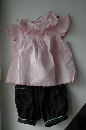 blouse rose papillon et bloomer (7)