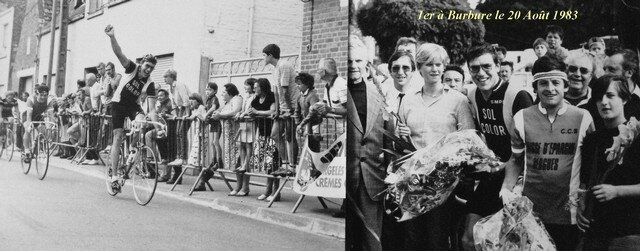 1349) 1er à Burbure le 20 Aout 1983