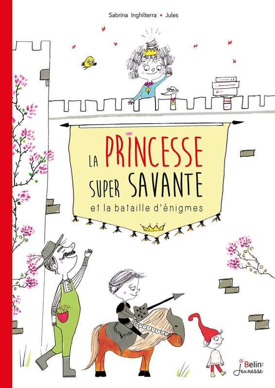 princesse-super-savante