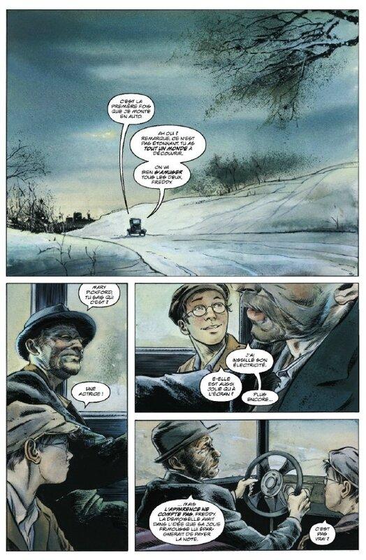 urban comics severed destins mutilés b