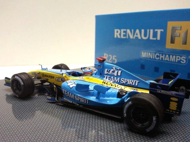 Renault F1 R25 Alonso (2)