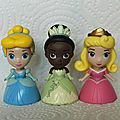Cute buildable figurines princess disney serie 1 (tomy) #2