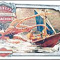 Nantes 3 - Machines de l'Ile Affiche calamar 2009