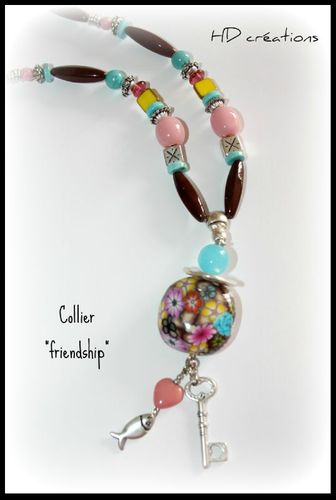 Collier Friendship