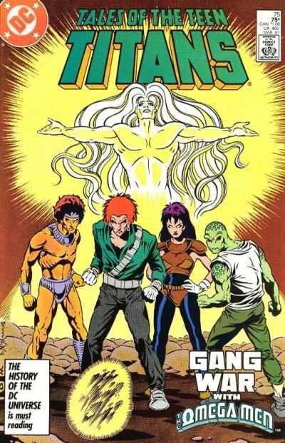 tales of the teen titans 75