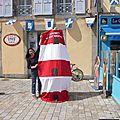 les Quat'Sardines ont un repère de taille