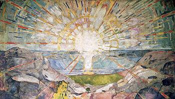 the-sun-1916 350 edvard munchcopie