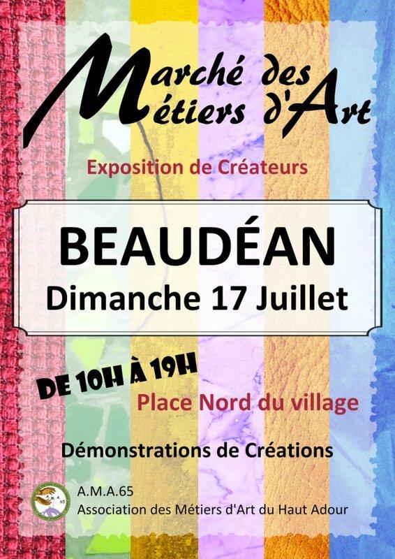 Affiche Beaudéan