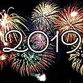 Bonne année!!