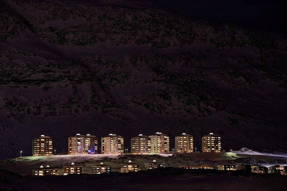 Tasiilaq, East Greenland1