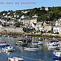 Cornwall (2) les ports de la côte sud (2).