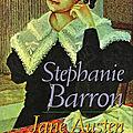 Jane austen et le révérend, stephanie barron