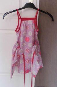 robe à jupette cintre