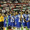 Boycott sportif d'israel à bilbao contre kiryat shimona