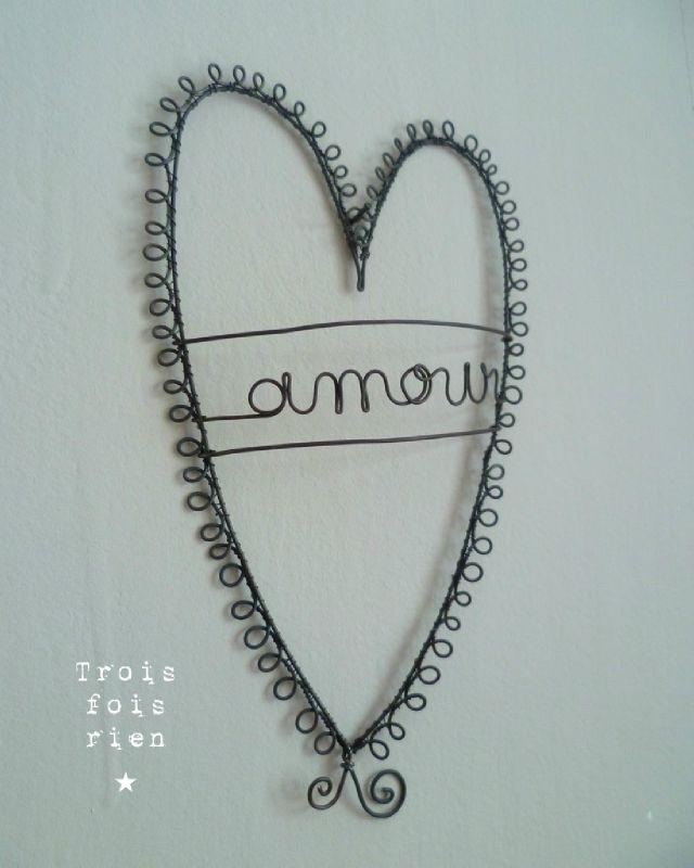 coeur fil de fer recuit amour (1)