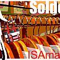 Les soldes sur des pièces uniques fabriquées en france !prix sur les accessoires, les bijoux, headbands & pièces textile !