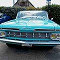 Chevrolet impala convertible 1959