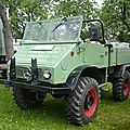 UNIMOG type 411 convertible Bad Teinach - Schmieh (1)