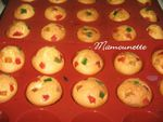 Cakes aux fruits confits 004