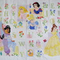Abc princesses disney 7