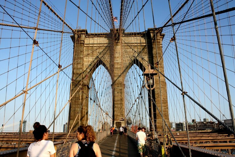 J2 - 29 juin 2014 - Brooklyn bridge (8)