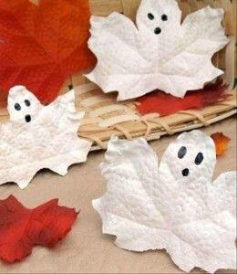 fantomes feuilles