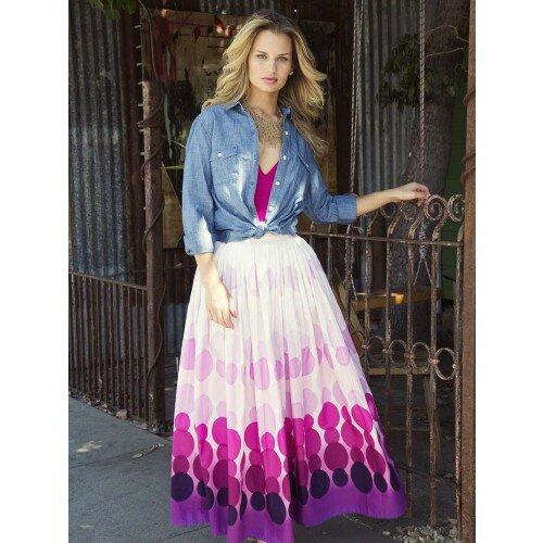 Raindot+Skirt