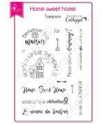tampon-transparent-scrapbooking-carterie-maison-home-sweet-home
