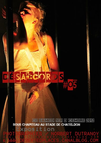 DESACCORDS#05-Exposition photographique-l'affiche-