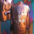 chemise liquette soie Orkid