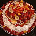 Pavlova aux fruits@Janemexique
