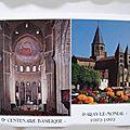 Paray le Monial - Basilique du Sacré Coeur