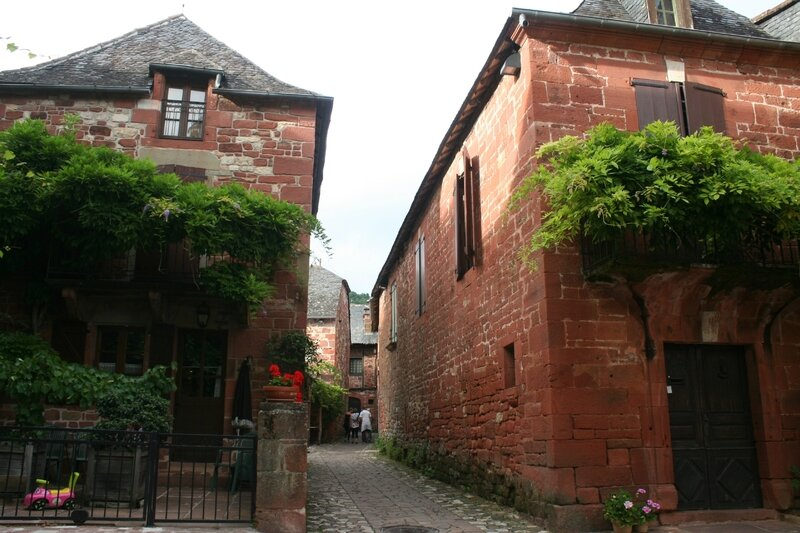 Collonges la Rouge 044