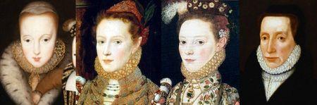 Angleterre de 1562 à 1569
