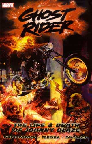 ghost rider vol 02 the life and death of johnny blaze TPB