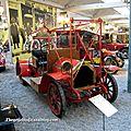 lorraine dietrich camion pompier de 1910 (cité de l'automobile collection schlumpf à mulhouse)