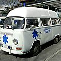 Vw combi ambulance 1967-1971
