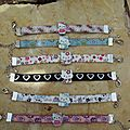 BRACELETS BIAIS LIBERTY HELLO KITTY
