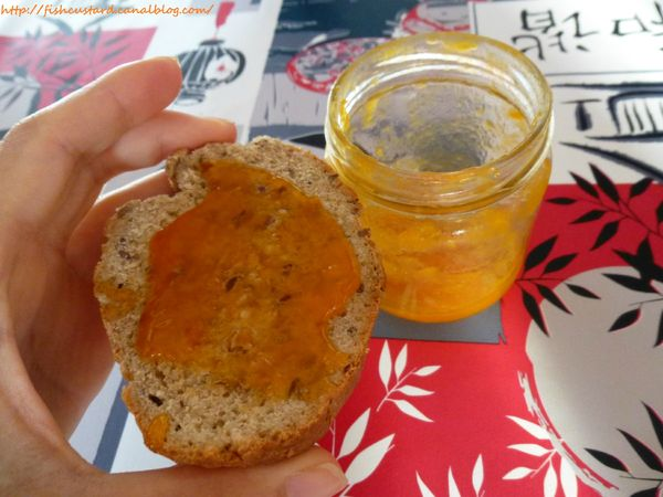 Confiture d'abricots au gingembre (6)