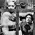 Qu'est-il arrivé à baby jane ? (what ever happened to baby jane ?) de robert aldrich - 1962