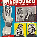 Uncensored (usa) 1962