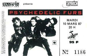 1987_03_Psychedelic_Furs_Zenith_Billet